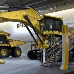 New hydraulic mining shovels