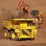 Rio commissions Chinese designed 230t dump trucks powered by German engines