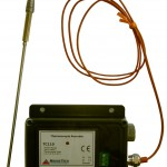 Pacific Sensors debuts exhaust temperature logger