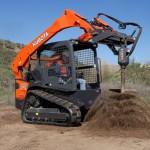 Kubota unleashes track loaders