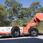Sandvik releases LS151 underground coal mining loader