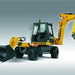 Haulotte launches three in one loaders at QME