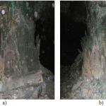 The possibilities of applying the technology of ore caving in caved-in deposits