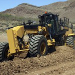 Cat launches new mining grader