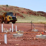 Drill and blast innovation on display at Roy Hill mine project
