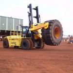 QME 2014 Preview: New forklifts launched at QME