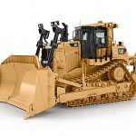 New D9T dozer from Cat