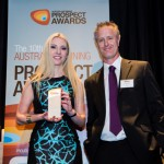 Australian Mining Prospect Award Winners: Peoples' Choice Award – Laura Hayman, Coffey International