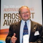 Australian Mining Prospect Award Winners: Community Interaction – OPEN4U Breakfast