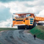 The World's largest mining truck [Images]