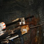 Underground mining: Training up to drill down