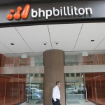 BHP's credit downgraded