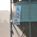 Protesters claim they have forced Whitehaven Coal to 'shut down' production