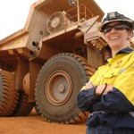 Women underrepresented in NSW mining industry