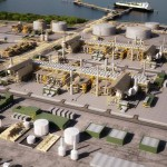 Minibus accident at Ichthys LNG facility
