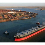 Australian mining exports soar in December as turnaround continues