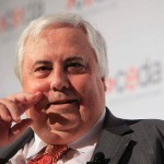 Palmer says Chinese companies are raping Australia's resources