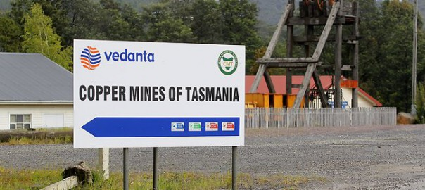 how to get a mining job in tasmania