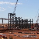 Fortescue commissions second iron ore processor at Christmas Creek