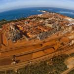 Rio to cut jobs at Gove aluminium mine