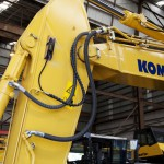 Komatsu to open new QLD manufacturing facility today