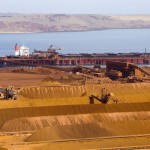 Rio ships 100 millionth tonne of iron ore