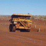 360t Liebherr trucks for Lake Vermont coal project in Central Queensland