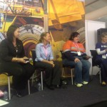 Women talk making it in mining @ AIMEX13