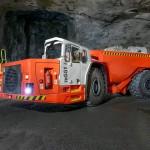 Sandvik launches new underground trucks