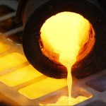 Alkane schedules first gold pour