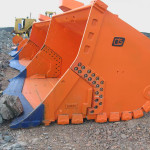An on-site trial of a revolutionary mechanical bucket is yielding benefits for Cadia Valley Operations as well as its manufacturer, Keech Mining Supplies.