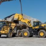 Komatsu releases new wheel loader