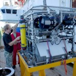 Research expedition to test technologies for sea floor mineral deposits