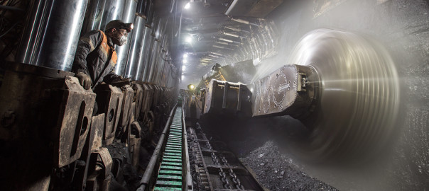 longwall coal