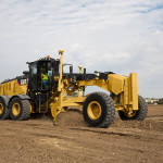 Cat launch new motor grader with larger engine