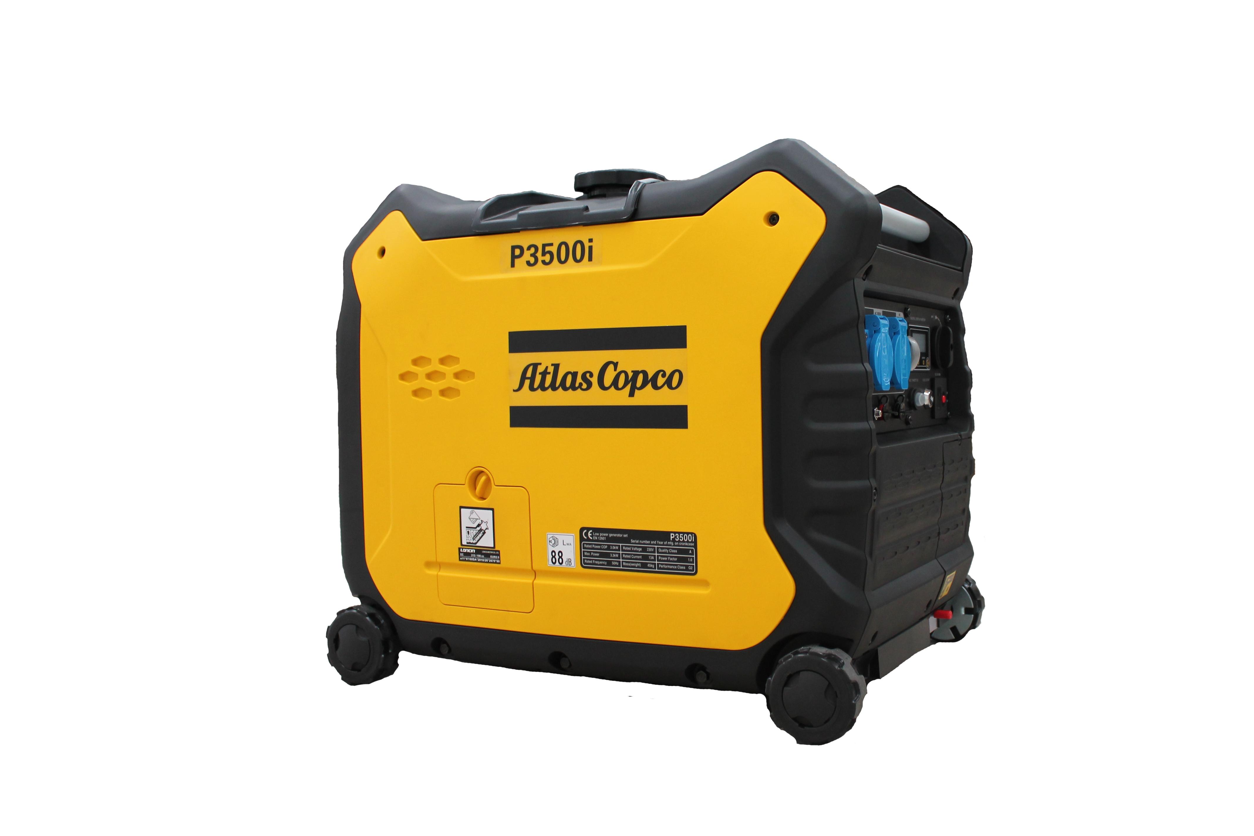 Atlas Copco releases pact iP generators Australian Mining