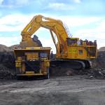 Komatsu unveil new mining shovel