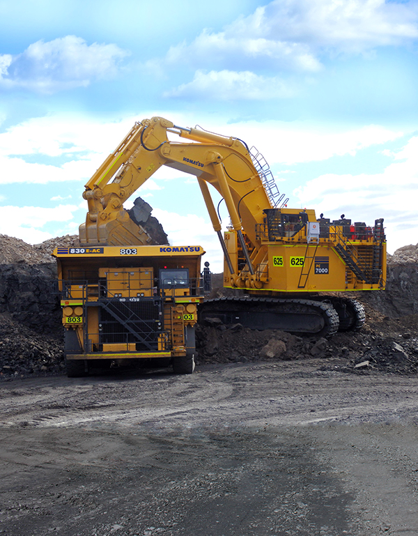 Exactly how to lengthen crusher jaw plates span life? PC7000-excavator