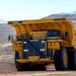 Komatsu launches ultra class mining truck