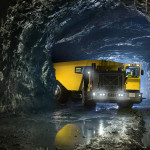 Atlas Copco receives first underground truck orders