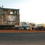 Centurion wins BHP freight contract
