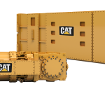 Caterpillar launches drive system for longwall conveyors