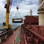 QLD mine sends first sulphide copper concentrate shipment to China