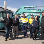 Machinery in demand as multi-million dollar projects start rolling out