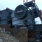 High efficiency jaw crusher released