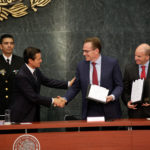 BHP inks oil deal with Pemex Mexico