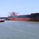 Fortescue's latest iron ore vessel arrives at Port Hedland