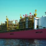 Shell floating LNG facility sets sail for Australia