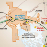 Dacian Gold selects natural gas for Mt Morgans project