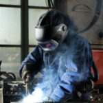 Welders, don't let your health go up in smoke